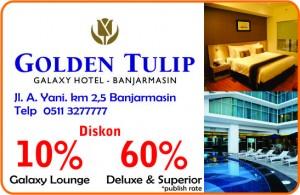 Golden Tulip 2018