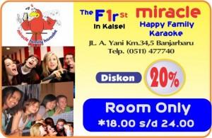 miracle karaoke