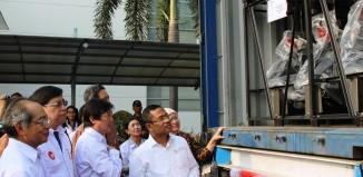 AHM Ekspor All New Honda BeAT eSP sekaligus Perkuat Komponen Lokal