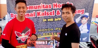 Juara 1 Kompetisi Safety Riding for Community