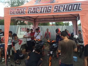 Blade Racing School Honda