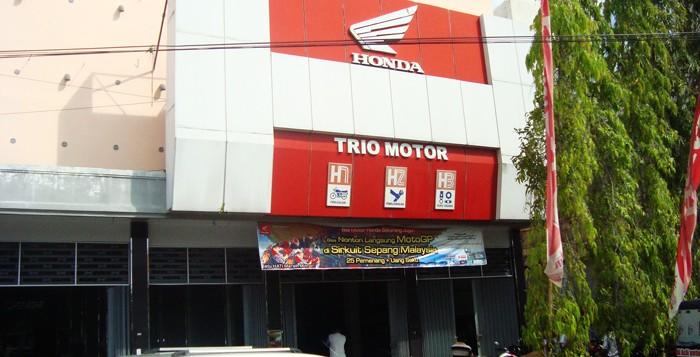 TRIO MOTOR BUNTOK