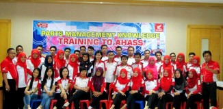 Peserta Training Parts Management Knowledge