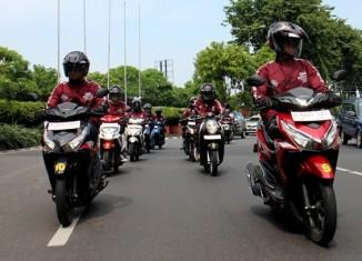 Honda Smart Adventure Bali 2015