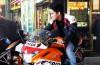 Jaket Honda