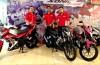 Jajaran Manajemen PT Trio Motor Bersama New Honda Sonic 150R