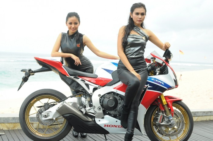 Big Bike Honda Siap Ramaikan GIIAS 2015