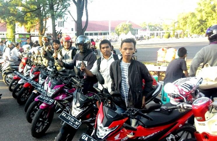 HSIC, Keluarga Baru Ikatan Motor Honda Kalimantan Selatan dan Tengah