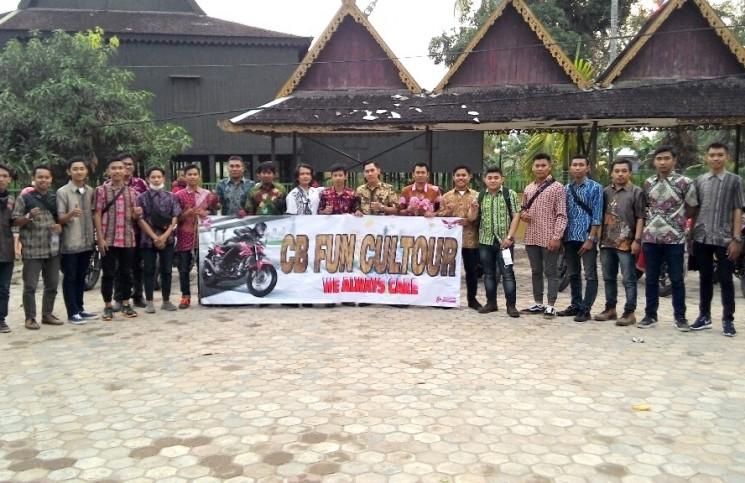 CB Fun Cultour, Touring Sambil Jelajah Budaya