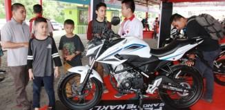 Honda Kuasai 73 Persen Pasar Motor
