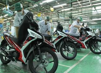 AHM Segarkan New Honda Supra X 125 FI dan New Honda Blade 125 FI