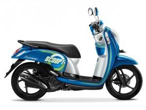 Scoopy eSP Sporty Urban Blue