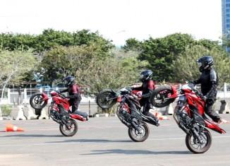 All New Honda CB150R StreetFire Antarkan AHM Kuasai Pasar Sport