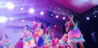 "JKT48 ""Bebahasa Banjar"" di Honda BeAT Skoolfest"