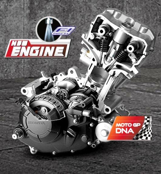 Canggihnya Sistem Injeksi Terbaru Honda