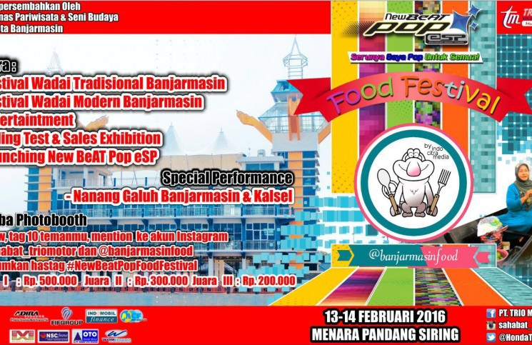 All New BeAT eSP Food Festival 2016