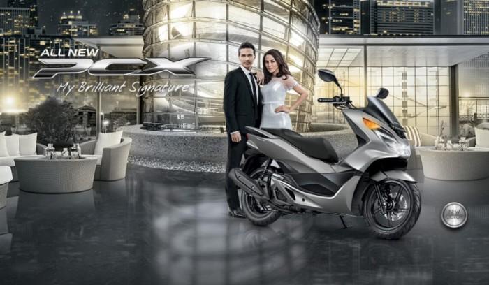 Kemewahan & Kecanggihan New Honda PCX 150