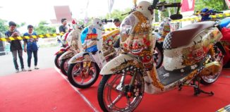 Honda Modif Contest (HMC) 2016, Seri Banjarmasin Berkarya Tanpa Narkoba