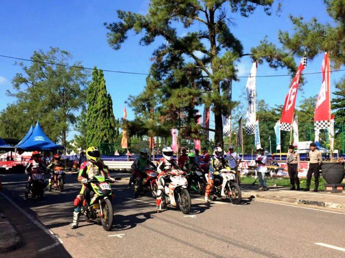 106 Starter di HDC Banjarbaru 2016