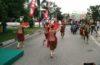 Prosesi Pelepasan Rombongan Honda Grand Touring 2016 di Palangkaraya