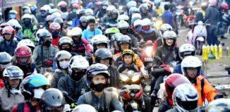 Tips Mudik Menggunakan Sepeda Motor