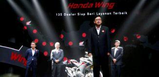 AHM Hadirkan 135 Wing Dealer Honda di Seluruh Indonesia