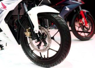Ban Honda: Enggak Licin dan Bikin Tampilan Motor jadi Sporty!