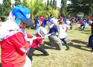 Employee Gathering PT Trio Motor, Eratkan Karyawan di Hari Kemerdekaan
