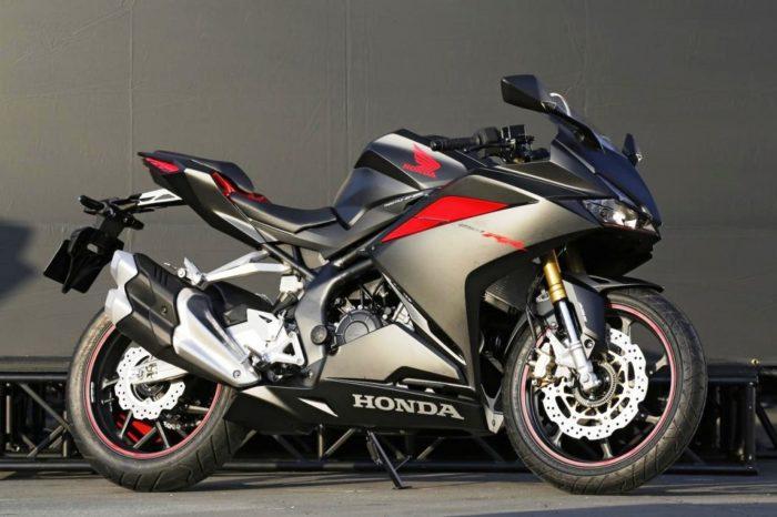 Inden All New Honda CBR250RR Bisa Ketemu Marquez dan Pedrosa