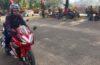 50 Bikers Jajal CBR250RR di Lapangan Murjani