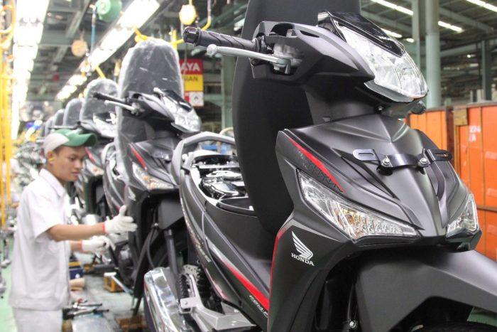 AHM Segarkan Tampilan Honda Supra X 125 FI