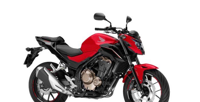 AHM Hadirkan Warna Baru Honda CB500F