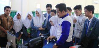 Trio Motor Ajarkan Safety Riding Melalui HRT