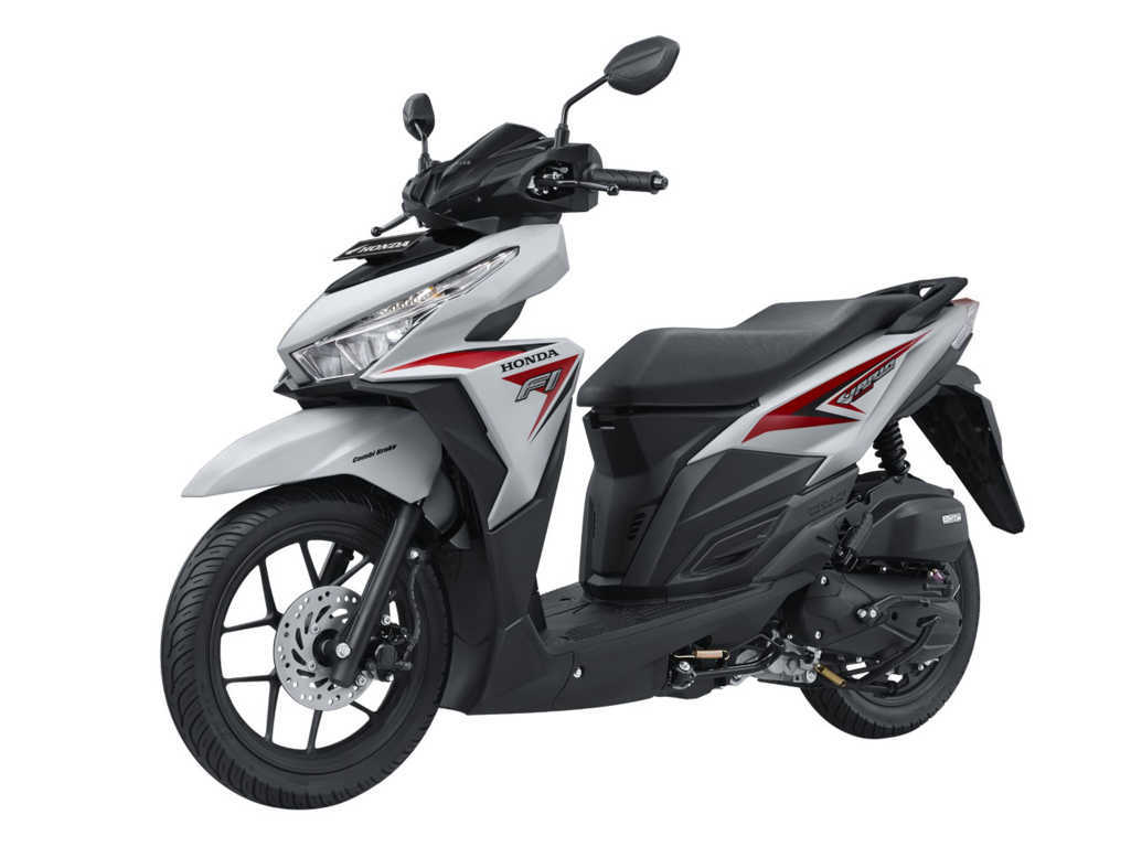 MOTORCYCLE FOR EXPORT » HONDA » MATIC » SCOOPY FI (ALL NEW