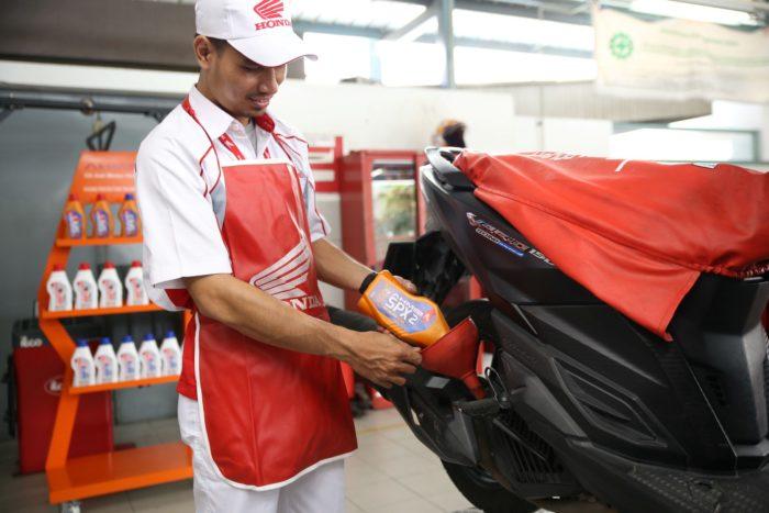 AHM Oil Kini Hadir Dengan Formula Baru