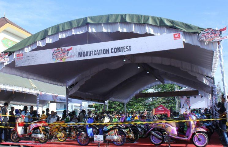 Honda Modification Contest
