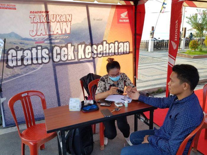 """Roadshow """"Taklukkan Jalan"""" Hadir di Kotabaru"""