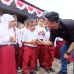 Trio Motor Peduli Kesehatan Anak Sekolah Dasar