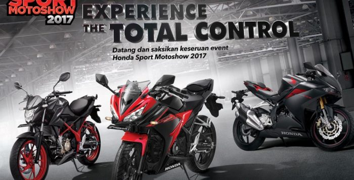 Manjakan Konsumen Lewat Honda Sport Motoshow
