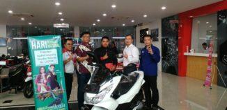 Trio Motor Manjakan Konsumen di Hari Pelanggan Nasional