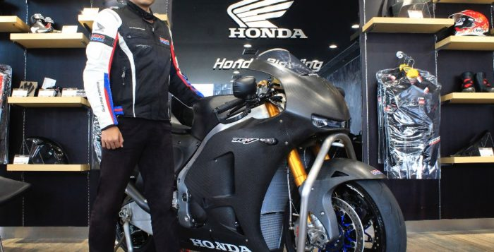 Honda RC213V-S Hadir di Banjarmasin