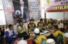 Satlantas dan Trio Motor Sosialisasikan Keselamatan di Hadapan FSU