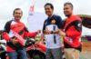 Bupati Tanah Laut Resmikan Peluncuran Honda CRF150L