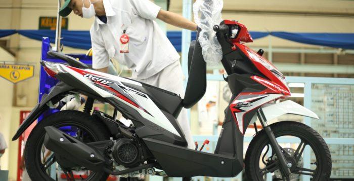 New Honda BeAT eSP dan New Honda BeAT Street eSP Makin Keren dengan Tampilan Baru