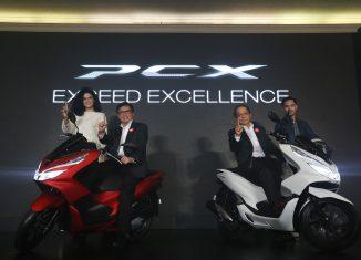 AHM Luncurkan All New Honda PCX 150