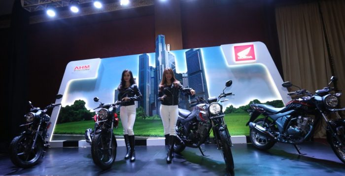 AHM Luncurkan All New Honda CB150 Verza