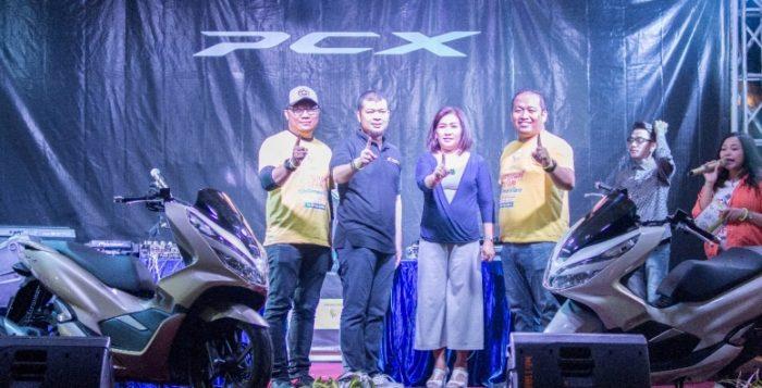 All New Honda PCX 150 Hadir di Banjarmasin