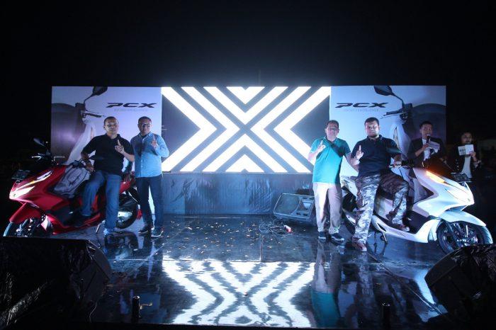 All New Honda PCX 150 Diperkenalkan di Banjarbaru