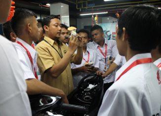 Galih Pambudi Ikuti Astra Honda Youthpreneurship di Jakarta