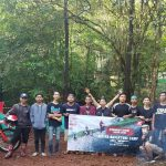 Trio Motor Biker Adventure Camp 2018 Jelajah Tahura Sultan Adam